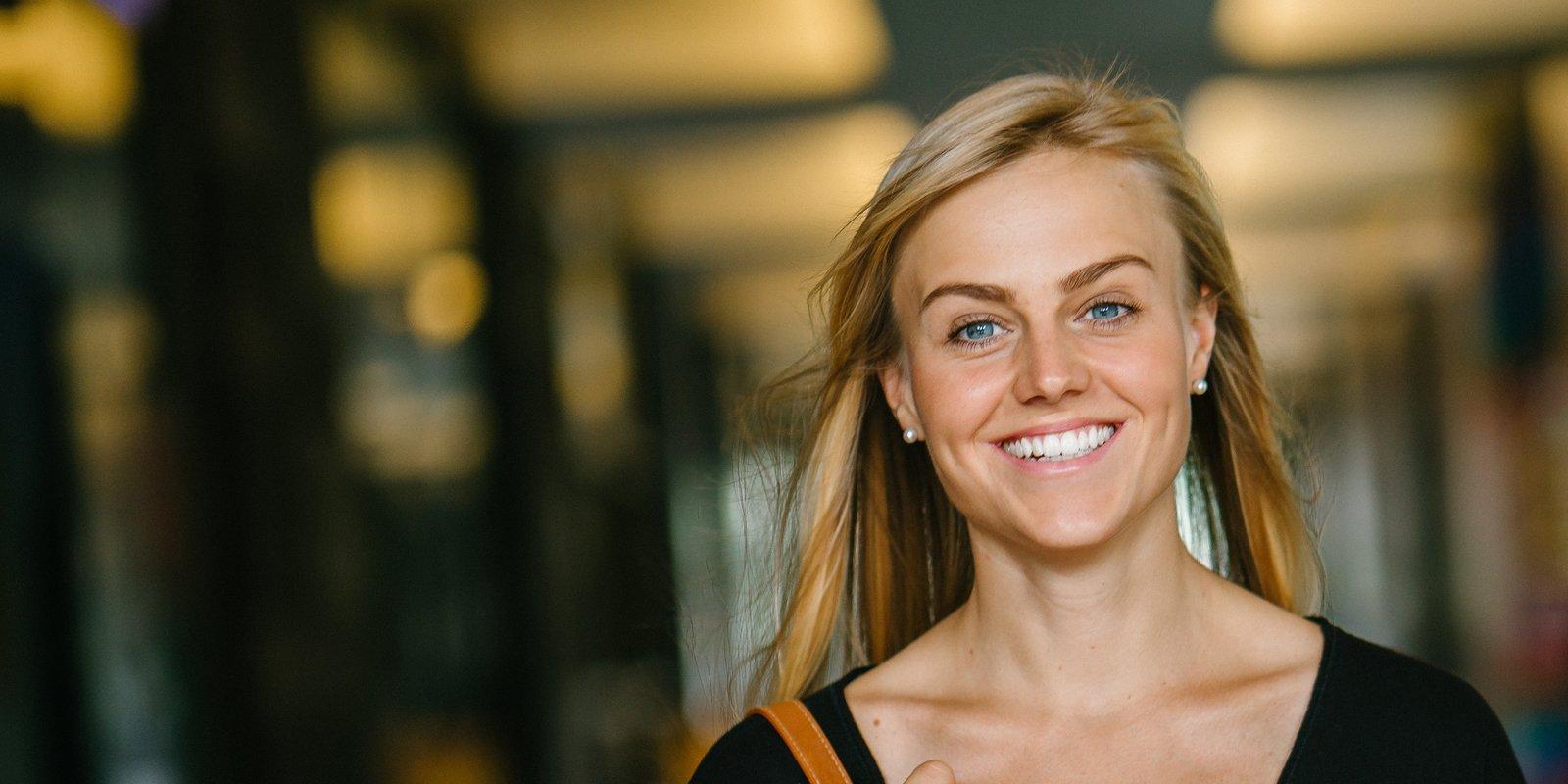 Harmonisk tandsæt er vigtigt for dit udseende