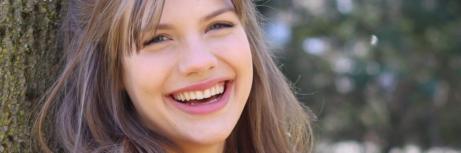Naturlige tænder og deres anatomi og struktur
