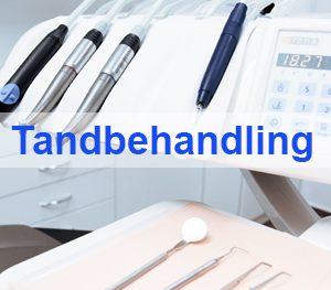 Find tandklinik og tandlæge der tilbyder tandbehandling